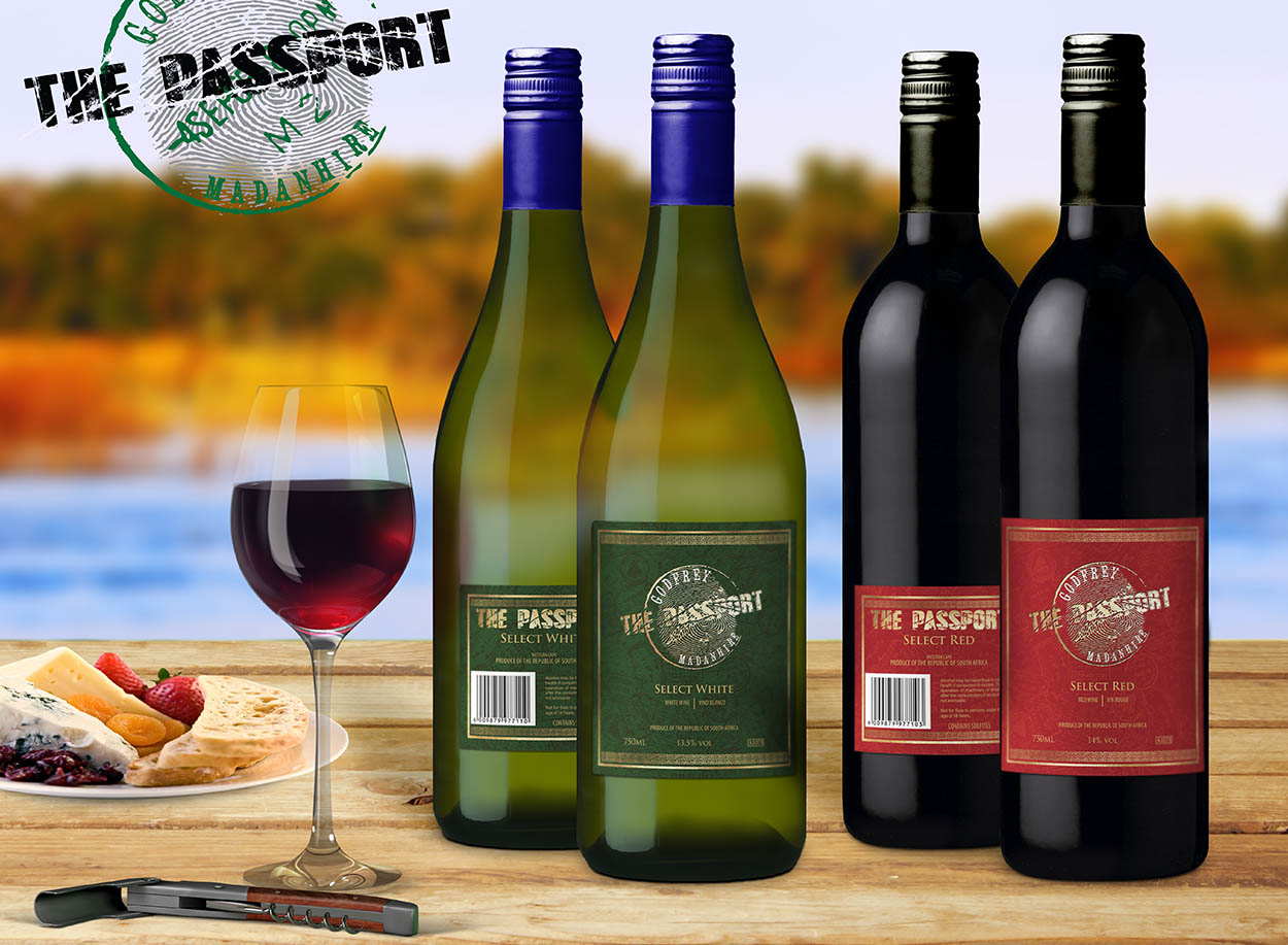 Wine Label Design In Cape Town